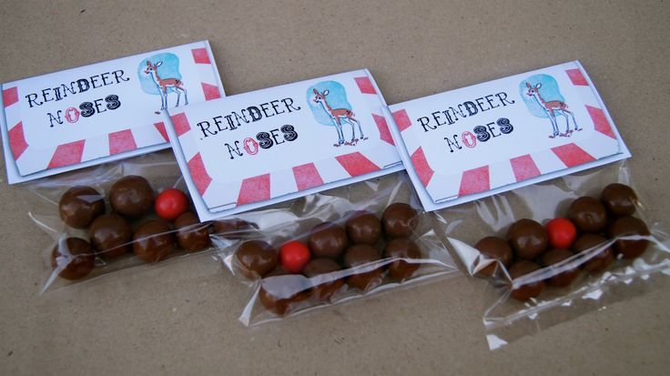 Clever ideas for Christmas lolly bags | Christmas party | Pinterest ...