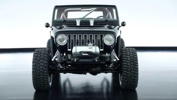 Jeep Quicksand Concept with a 392 HEMI V8