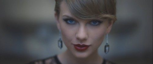 Taylor Swift Close Up Photo on Blank Space Video for Wallpaper #taylorswift #taylorswiftblankspace