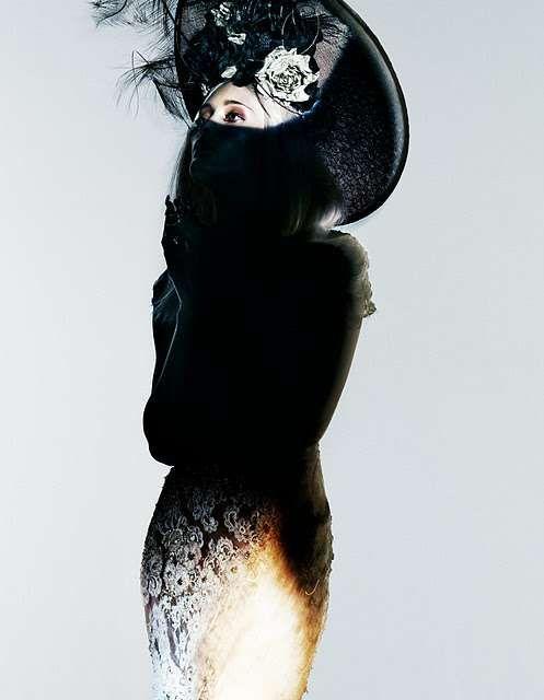 Benjamin Lennox Swarovski Vogue