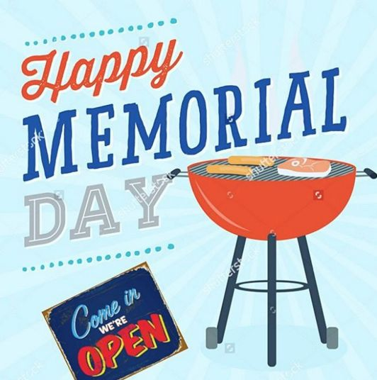 Happy Memorial Day!! Come in, we're open!! Weighing out eighths to 4g all day!! Early bird ends at 11am!! Free gift with $7 donation!! #happy #memorial #day #holiday #wereopen #comein #prop215 #collective #dispensary #weed #mmj #medical #marijuana #buddha #sdmeds #monday #madness #greens #gethigh #socal