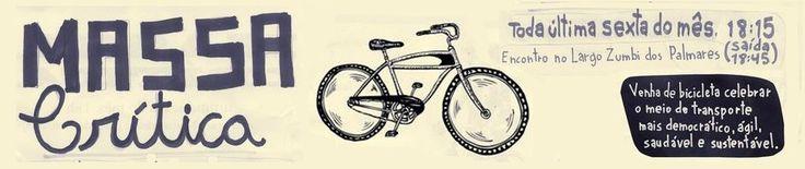 A melhor forma de entender o que é uma Massa Crítica é assistir ao documentário Nós Somos Trânsito. A Massa Crítica é uma celebração da bicicleta como meio de transporte que ocorre em mais de 300 cidades ao redor do mundo. Ela acontece quando dezenas, centenas ou milhares de ciclistas se reúnem para ocupar seu espaço nas ruas e criar um contraponto aos meios mais estabelecidos de transporte urbano.