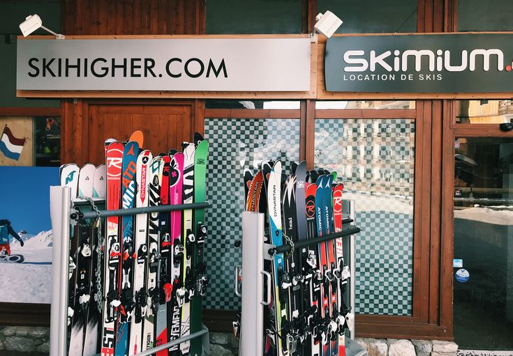 The place to book your ski hire in Meribel & Courchevel. Book online to receive 20% discount - www.skihigher.com