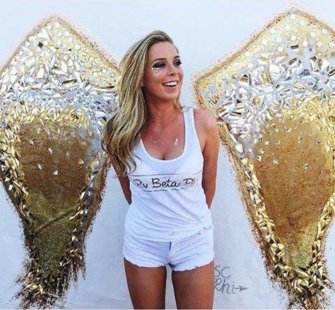 Pi Beta Phi angel! #piphi #pibetaphi