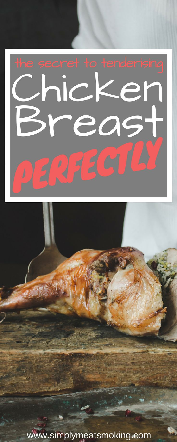 Nothing beats a nice tender &  juicy chicken breast. Learn the tricks of the trade for perfection every time!  | Chicken Recipe | BBQ Recipes | Gas Barbecue Recipes | Gas Smoker Recipes | Gas Grill Recipes | Best Gas Grill Recipes | Best Gas Smoker Recipe http://grillbestidea.com/