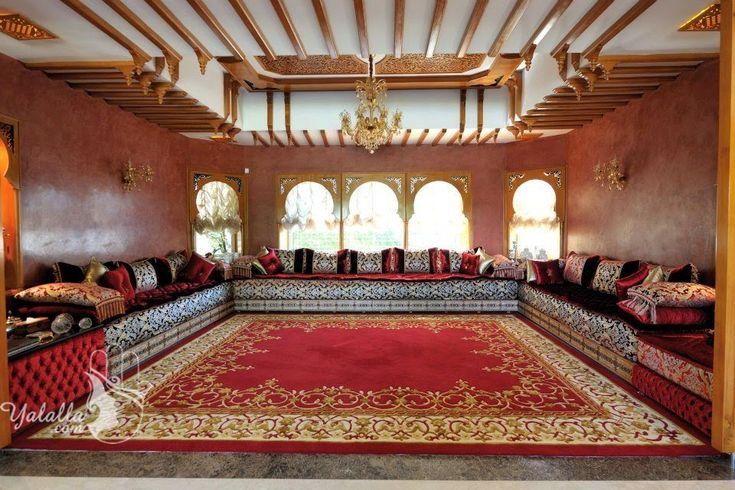 Traditional Moroccan Living Room D Pinterest Moroccan Style Interior Design Et Moroccan