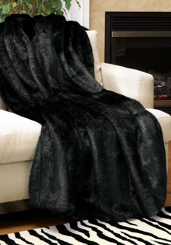 Take a Look at These Awesome Black Sofa Throws Pics - Home ...