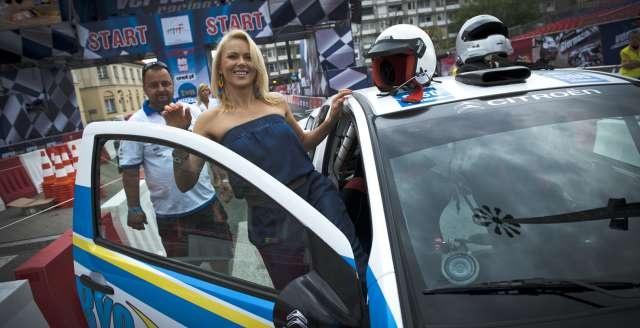 Polscy celebryci na VERVA Street Racing