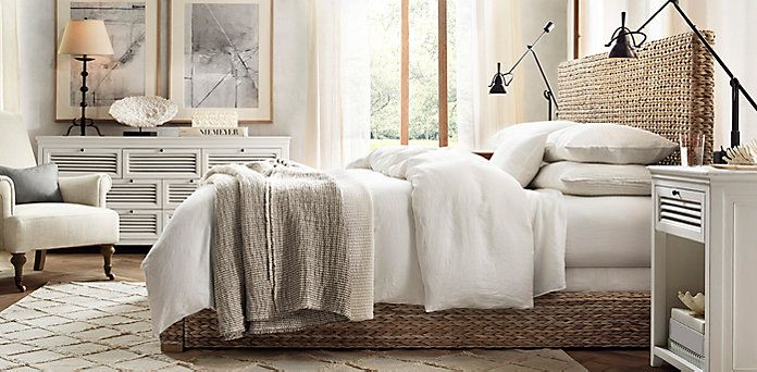 Furniture restoration hardware a great combination of - Restoration hardware bedroom furniture ...