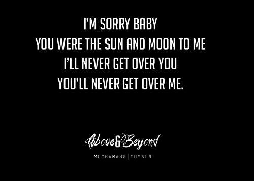 Above & Beyond lyrics