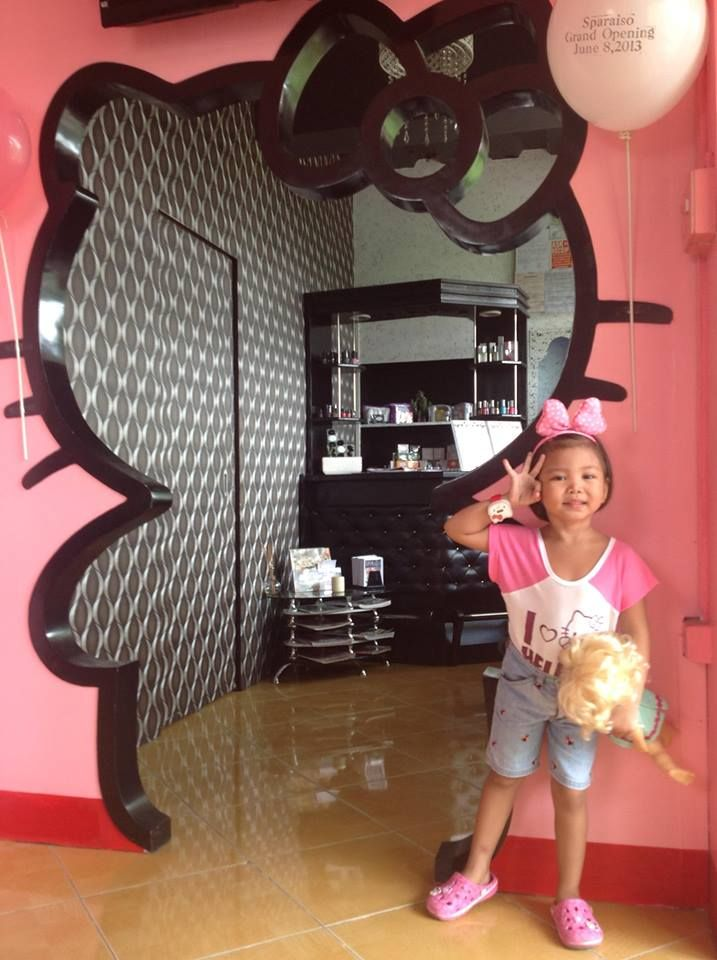 HELLO KITTY THEME SALON IN BULACAN PHILIPPINES | HELLO ...