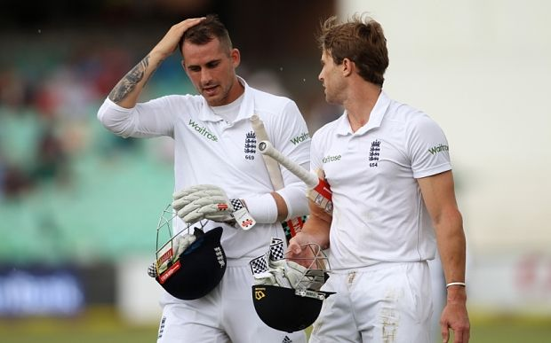 Nick Compton's recall for the South African tour will allow Alex Hales to emerge as England's superstar - Telegraph