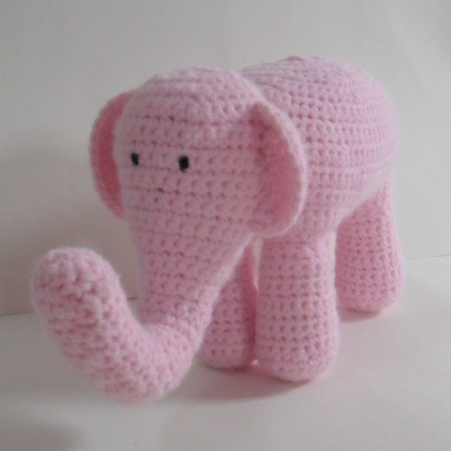 Pink Elephant £13.50