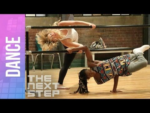 """The Next Step - Deleted Dance: Michelle & Henry """"Slow Motion"""" Duet (Season 4) - YouTube"""
