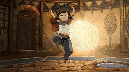 "Crunchyroll - Complete ""Legend of Korra"" Streams for Thanksgiving Weekend"