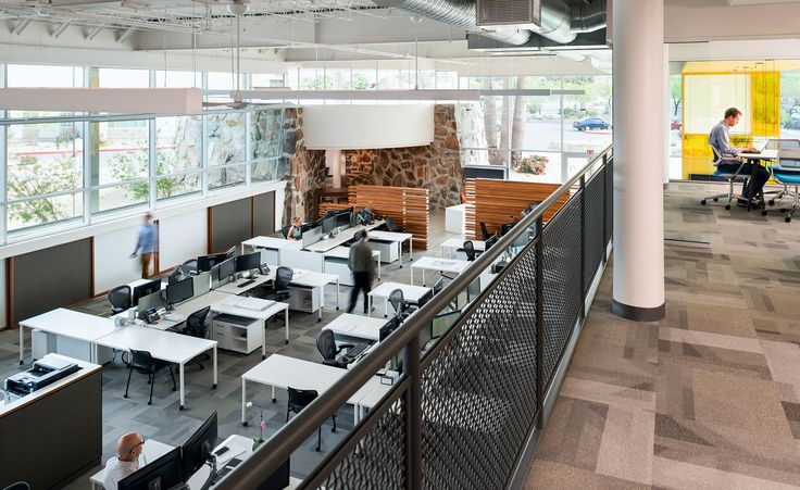 Architecture and interior design firm Cuningham Group has moved into its new Phoenix office, a mid-century modern landmark designed by William Pereira. Completed in 1951, the Farmers & Stockmens Bank building is listed as a historic structure by th...