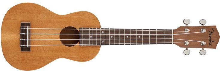Fender Piha'eu Soprano Uke | Fender Folk Instruments