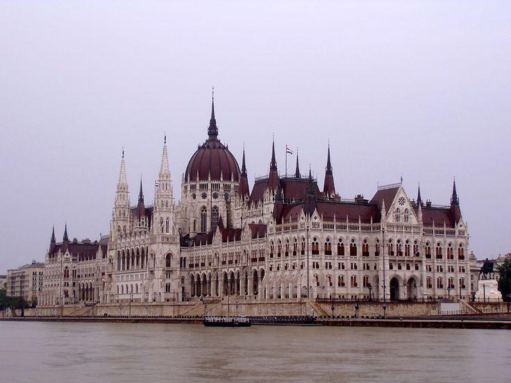 Parlamentsgebäude Budapest - Országház