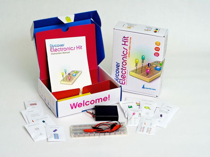 If you're looking for hands-ons ways to learn more about building computers, or wanting a refresher, here are 10 kits to get you started.