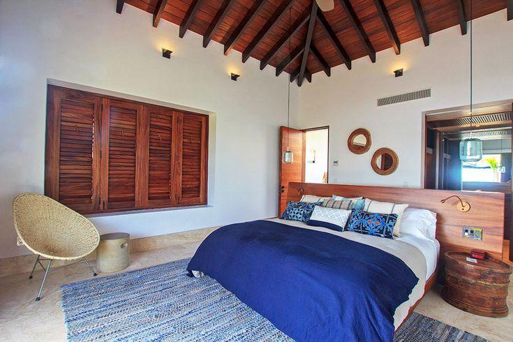 #luxuryvacation#luxuryvilla#mexico#puntamita#beach#travel#vacations#beach#amazing#rest#getaway#lacurevillas#bedroom