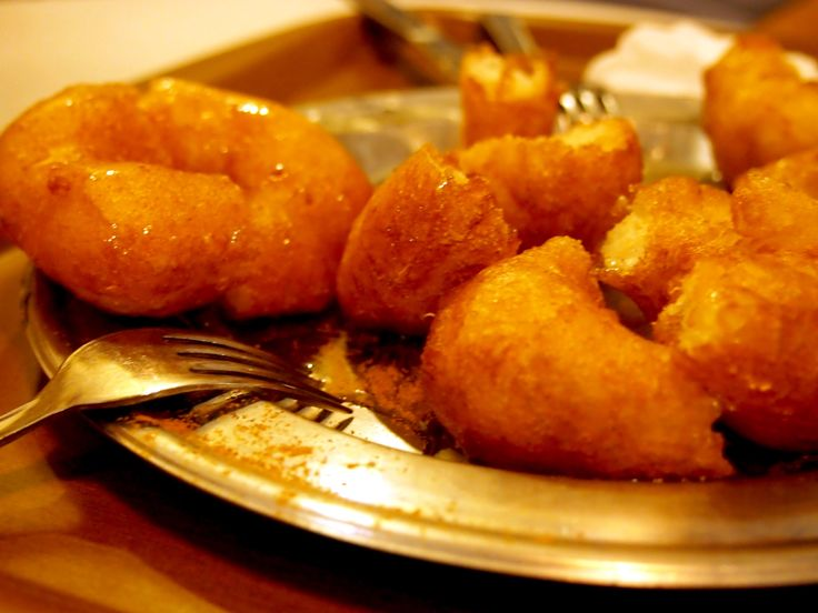 Loukoumades to sweeten up your day