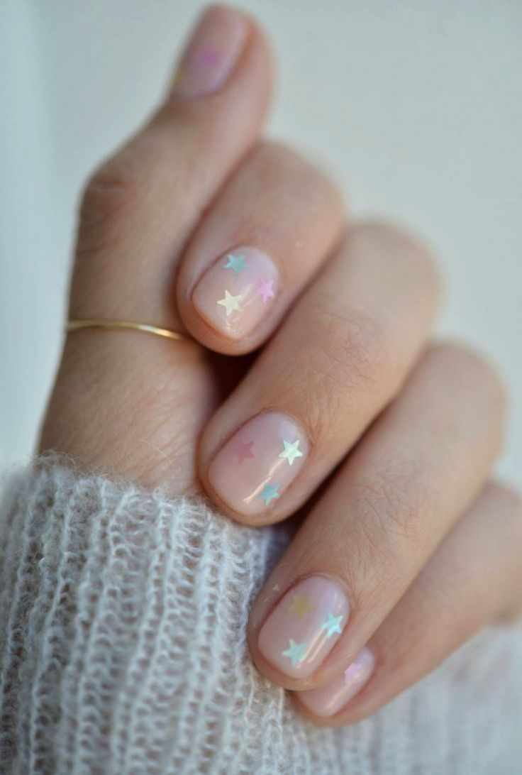 How to Do the Prettiest (Yet Subtle!) Nail Art at Home – Nails
