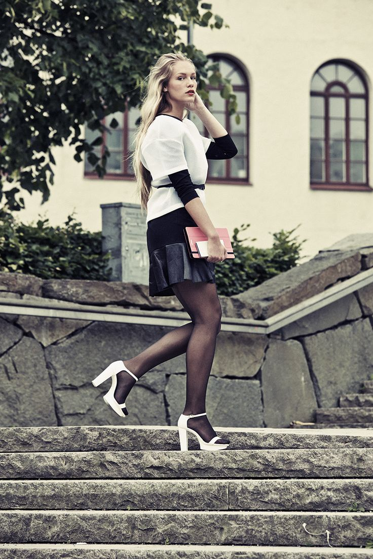 Color splash your black and white outfit with Krusell's Malmö collection!