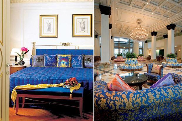 Conocé los mejores hoteles de alta costura del mundo  Playa, lujo, comfort y mucho diseño en un mismo lugar: el soñado Palazzo Versace.  /Hoteles.com