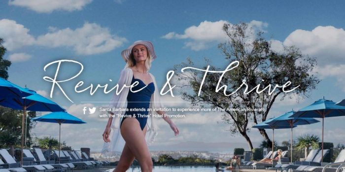 "We are a ""Revive & Thrive"" hotel 