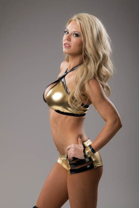 Angelina love tna knockout - 3 1