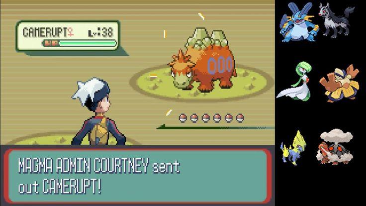 Pokemon Ruby Ep. 41: The Seafloor Caverns
