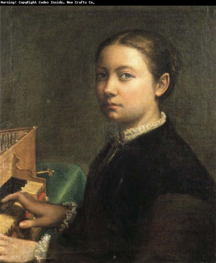 Sofonisba Anguissola - Talented #Female #Renaissance #Artist from the 16th century.