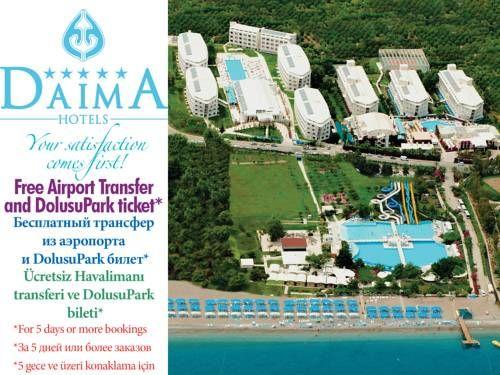 Daima Resort Hotel sizi ağırlamak için hazır. Şimdi İnceleyin!  #ErkenRezervasyon #EkonomikTatil #KemerErkenRezervasyon #KemerOtel #KemerTatil #KemerTatilFırsatları #Tatil #UcuzTatil