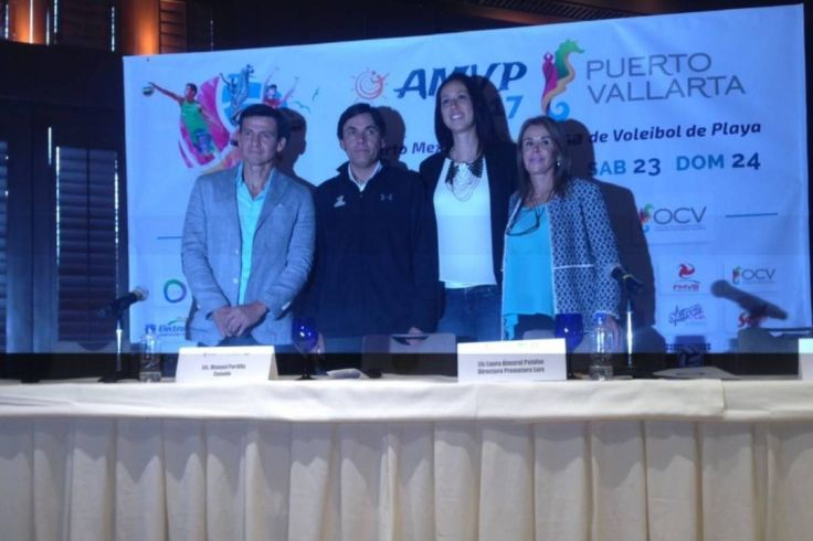 Puerto Vallarta será sede de la segunda edición del Abierto de Voleibol - Publimetro México