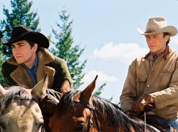 Brokeback Mountain from Biggest Moments in LGBT History