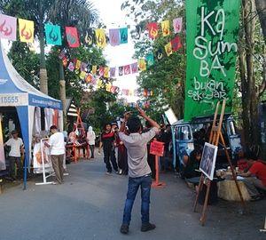 The Kasumba art space, Makassar, Indonesia