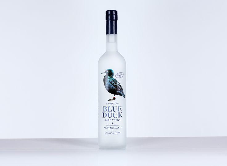 Blue Duck Vodka is a premium quality vodka bottled & distilled in New Zealand. www.blueduckvodka.co.nz