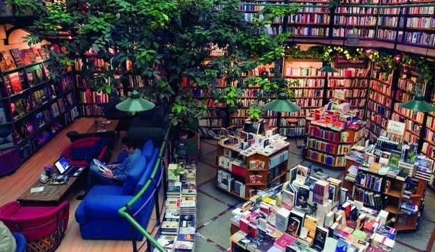 Cafebrería El Péndulo in Mexico City, Mexico Community Post: 16 Bookstores You Have To See Before You Die