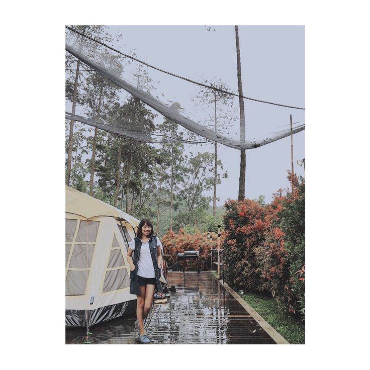 Dusun Bambu Camping Park, Bandung Indonesia