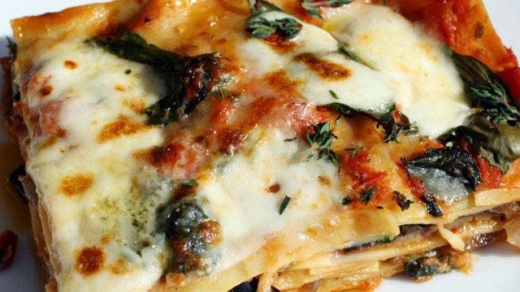Roasted Ratatouille Lasagna Napoleons Recipe | Healthy Recipes ...