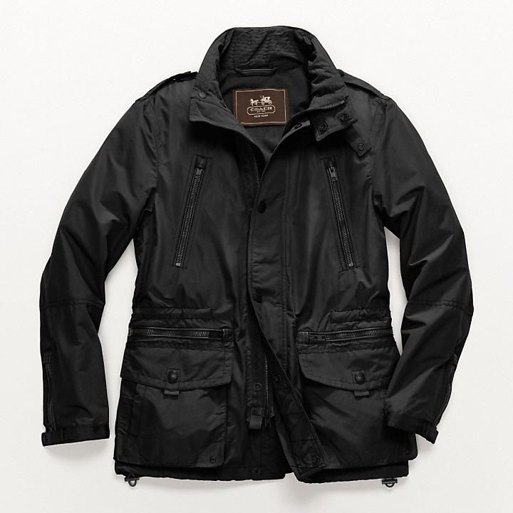 Nylon Field Jacket 99