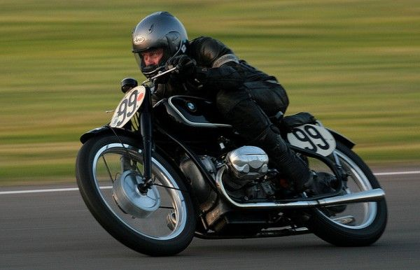 BMW group to make its presence felt at the Goodwood revival 2012
