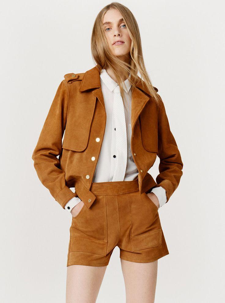 Frame Denim Spring 2016 Ready-to-Wear Collection Photos - Vogue