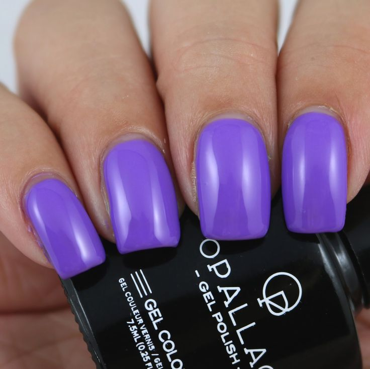 Opallac Gel Polish Popsicle swatched by Olivia Jade Nails