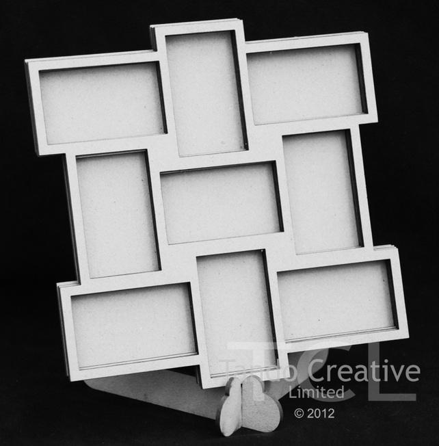 Rectangular Panel Frame, Tando Creative, Altered Art £6.45