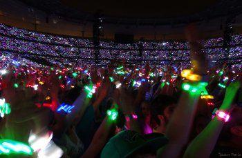 Coldplay au Stade de France 2012