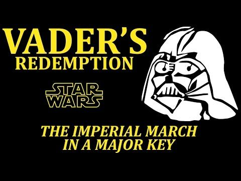 """STAR WARS' """"Imperial March"""" Is a Lot Less Evil When Played in a Major Key 