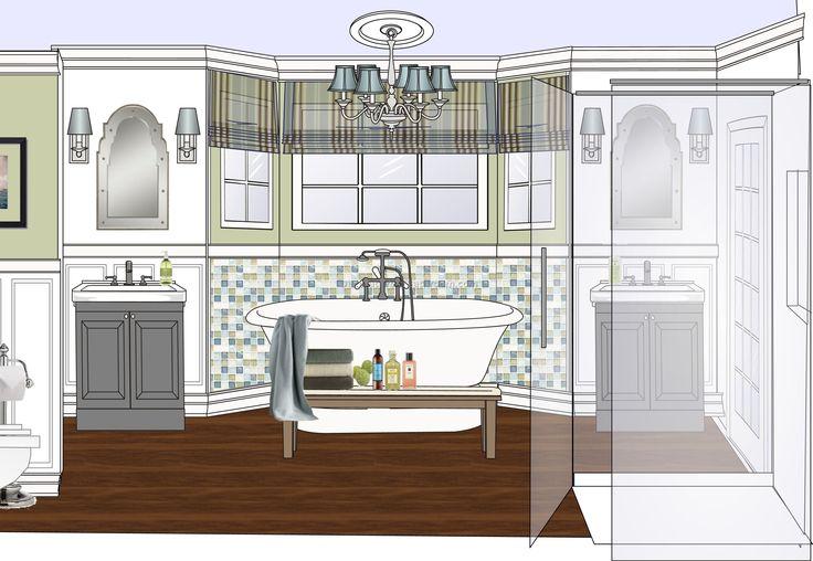 Nice Free Online Bathroom Design Tool