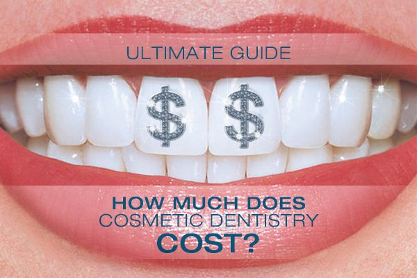 How Much Does Cosmetic Dentistry Cost? [Ultimate Guide] - http://www.dmsdmd.com/cosmetic-dentistry-cost/