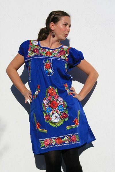 mexikanische kleider